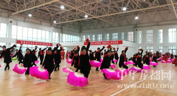 2018年老年人健身活动提前启幕