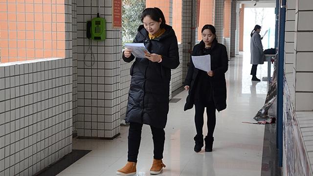 6419名考生参加面试 3月份可查成绩