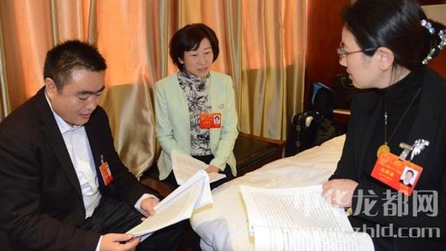 省十三届人大一次会议驻周省人大代表:牢记初心 不负重托
