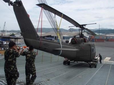 菲律宾宣布取消与加拿大的直升机采购合同