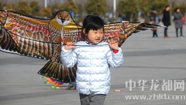 VWIN首页天朗气清 市民户外放风筝感受春的气息