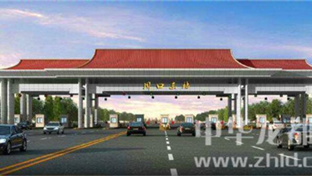 高速公路周口东和周口北收费站扩建工程顺利