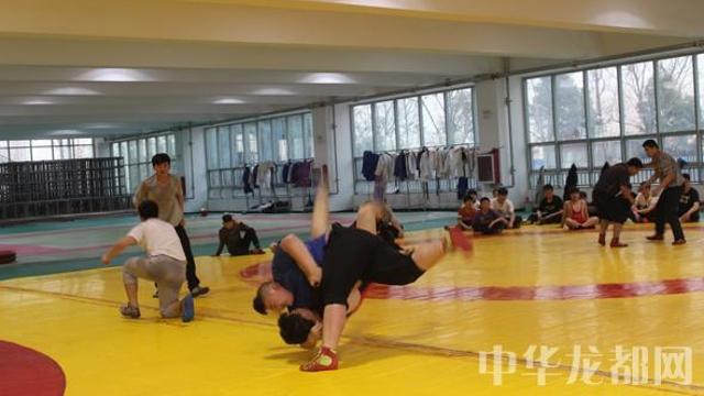 周口古典式摔跤队有实力但不轻敌