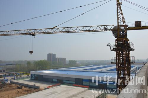 沈丘县项目建设如火如荼