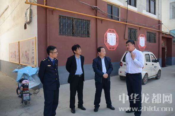 延津县到西华县学习交流城市管理工作-中华龙都网-社
