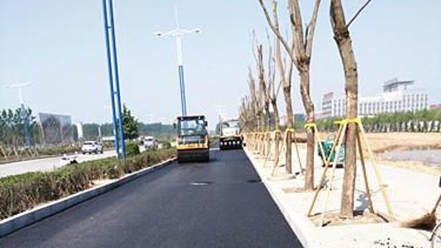 文昌大道东延提升改造工程累计完成投资7700万元
