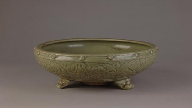 周口市出土的龙泉窑瓷器
