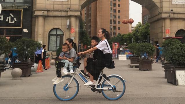 """共享单车如此""""共享""""隐患多"""