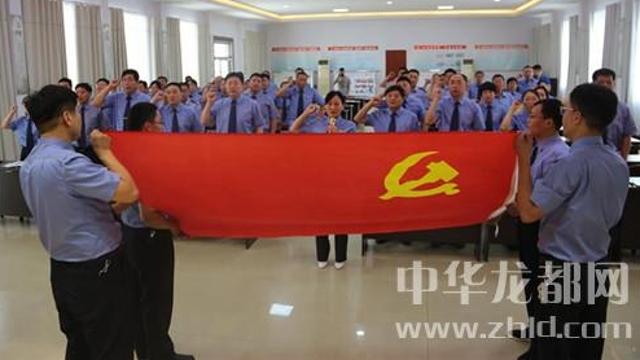 [鹿邑]鹿邑县检察院举办诗词朗诵大会庆祝党的97生日