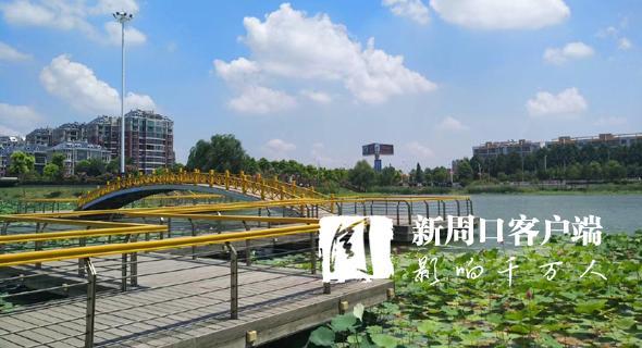 项城:美丽景色惹人醉