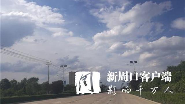 郸城7月份空气质量全省县级第一
