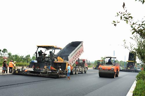 文昌大道综合改造提升工程本周末将实现双向通车
