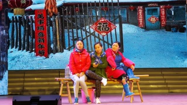 """第十三届河南省""""群星奖""""小戏小品曲艺大赛在周口开赛"""