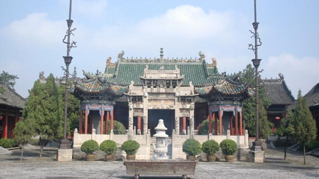 周口关帝庙景区跻身国家4A级旅游景区行列
