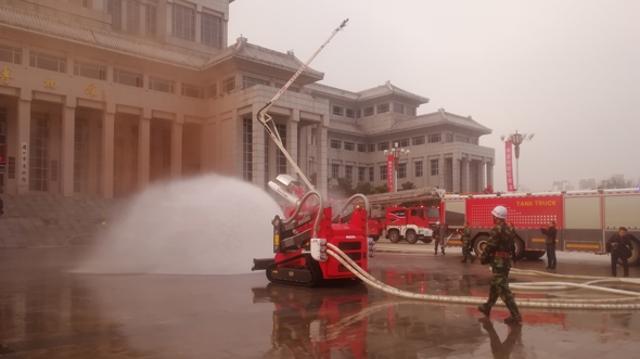 """周口市""""119""""消防宣传月活动启动"""