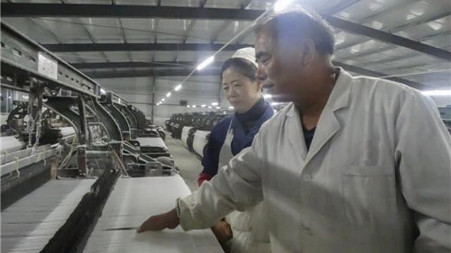 技术改造助推企业发展