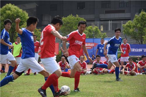 河南省第二届业余五人制足球超级联赛周口赛区预选赛开赛