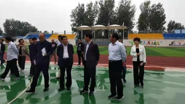 [西华]县人大常委会视察全县百城建设提质工程工作开展情况