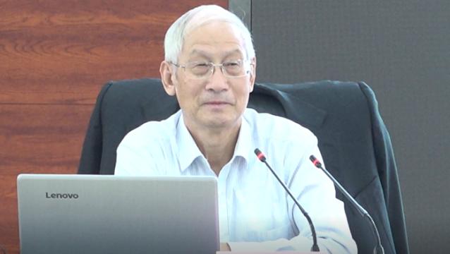 周口报业集团邀请省委党校教授作主题教育报告