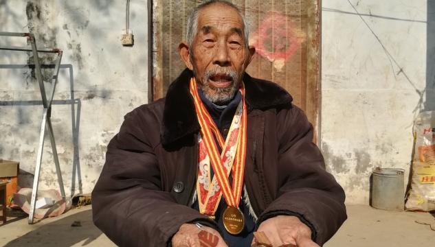 """67年深藏功名!河南""""张富清""""式战斗英雄刘国勋获评""""最美退役军人"""""""