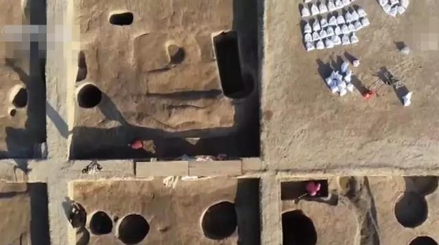 """淮阳发现疑似4000年前粮仓 """"时庄遗址""""出土遗存全国罕见"""
