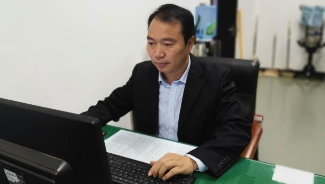 """杨建伟荣登2019年度""""河南好人榜"""""""
