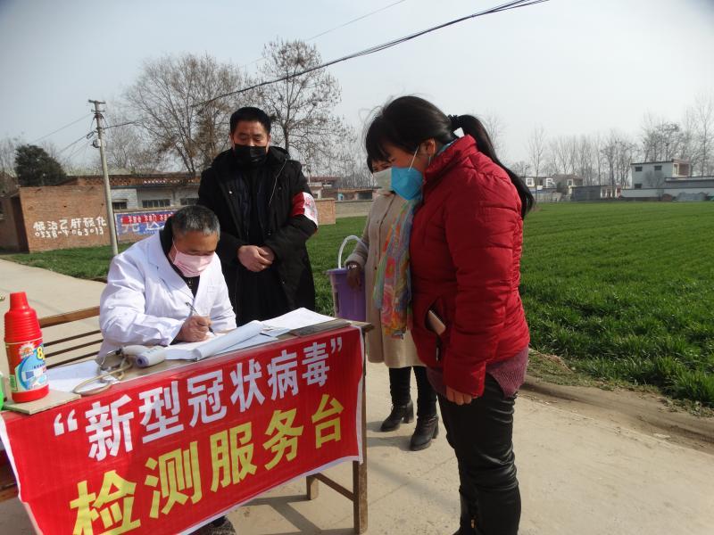疫情来了——村医王东民:守护好村民健康是我的天职!