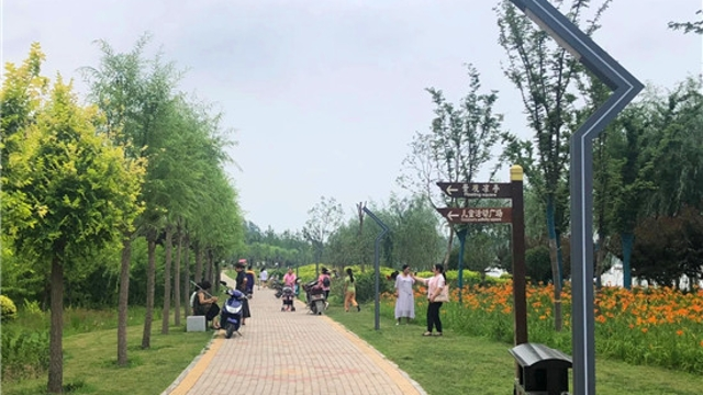 贾鲁河国家湿地公园免费开园啦