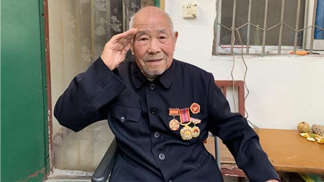 老兵新传·纪念中国人民志愿军抗美援朝出国作战70周年