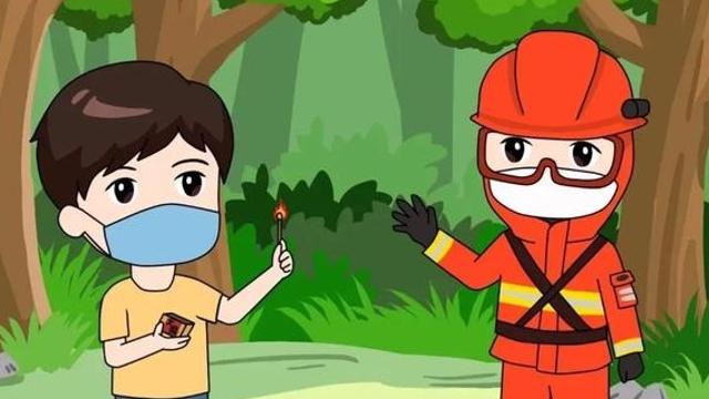 防火课堂|这份森林防火指南,请查收!