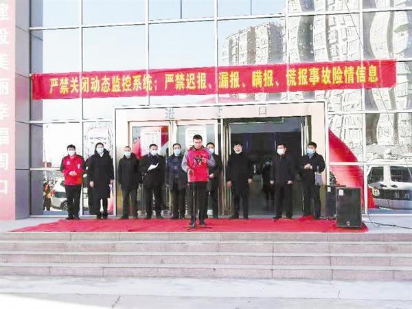 周口天泽4S店与周运集团车辆交付仪式举行