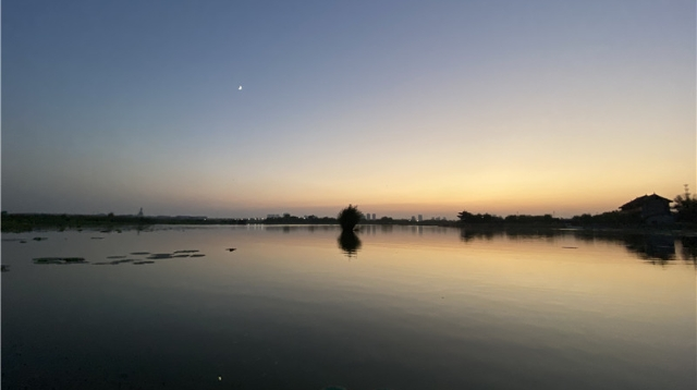 周口:龙湖奇景 引人入胜