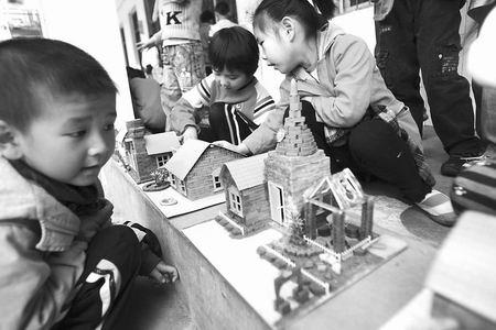 河南省青少年建筑模型锦标赛郑州赛区开赛