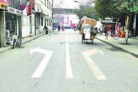约占全市城市道路的12%,南京市单行道总数达到184条,青岛市目前已实施