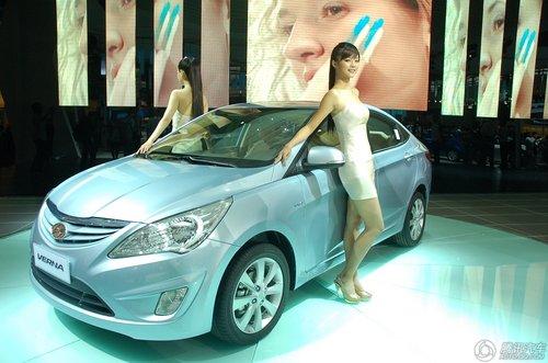 北京现代瑞纳8月23日将上市 预计售8-11万