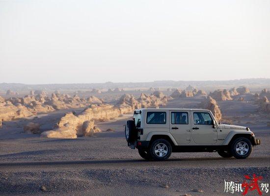 试驾jeep2012款牧马人