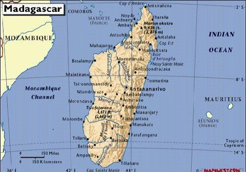 马达加斯加(madagascar),全称马达加斯加共和国,为非洲东南部岛国,全