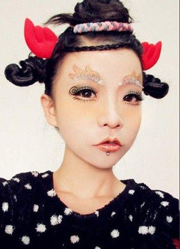 网络红人 王妤涵/儿时性格乖巧受欢迎
