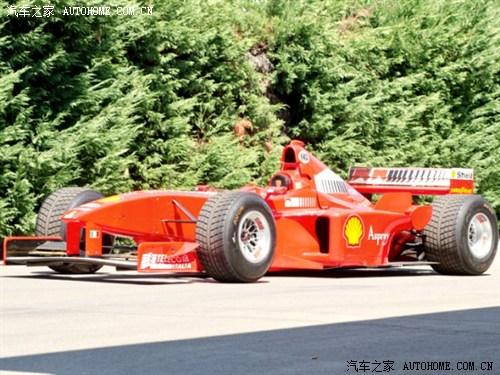 预计超千万 舒马赫法拉利f1赛车将拍卖高清图片