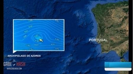 大西洋发现海底金字塔