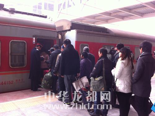 周口新火车站今日正式启用