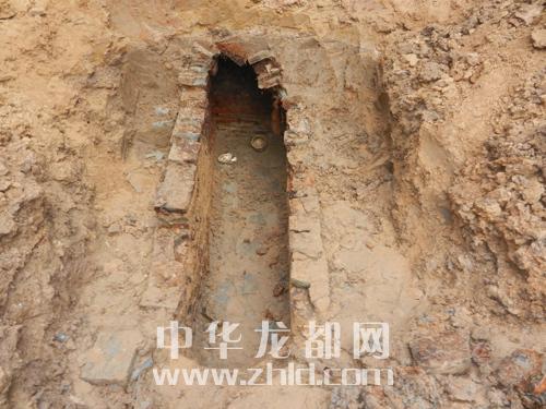 周口市在东新区发掘一座金代墓葬 [摘自 中华龙都网] - 宁 敏 - 龍都家園