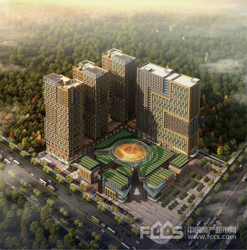昌建moco新世界:东新区城市综合体-中华龙都网-周口