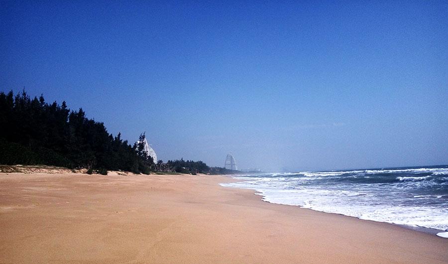 倾心海岸线—三亚海棠湾