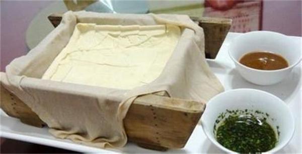 中原名吃—商水固墙热豆腐