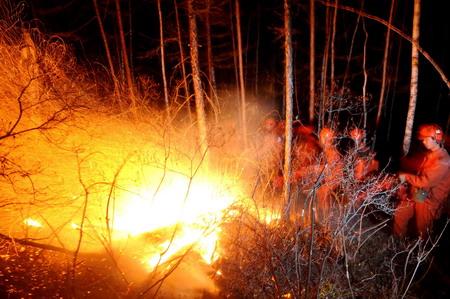 内蒙古大兴安岭毕拉河特大森林火灾全部扑灭