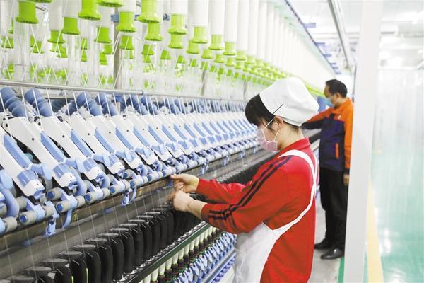 周口市農商銀行(農信社)積極支持企業復工運營和春耕生產