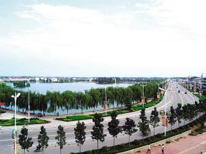 """周口日报:感受""""中国最美小城""""系列报道之五  - 齐飞斗     - 老飞斗部落"""