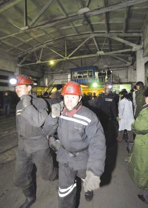 山西屯兰煤矿瓦斯爆炸