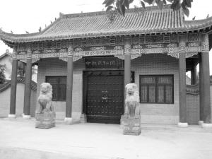 厚重郸城 文化宝地